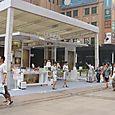 Sales Pavilion